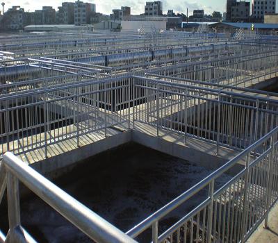 <b>2010年11月为湖南某煤化公司污水处理系统供货及</b>